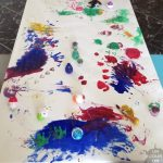 Peinture - table