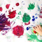 Peinture a doigt