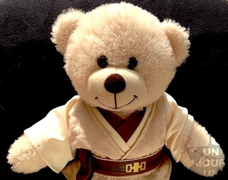 Peluche Obi Wan