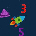 Play Lab - fusée et chiffre
