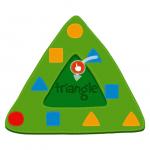 Play Lab - triangle