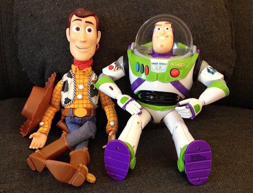 Woody&Buzz Toy Story