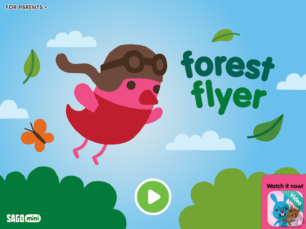 Forest flyer de Sagomini