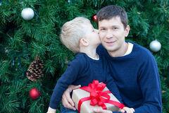 Cadeau Noel papa