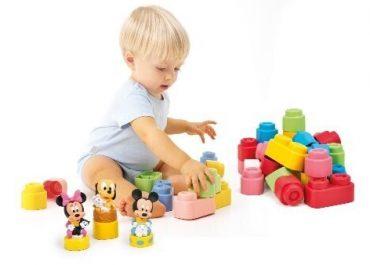 Jeux de briques premier âge