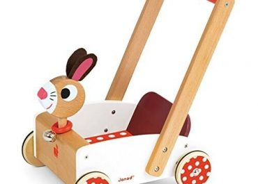 Chariot Janod Crazy Rabbit