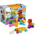Lego-Duplo-Briques-10554-Jeu-de-Construction-Roulette-pour-Tout-Petit-0