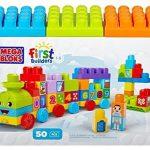 Mega-Bloks-81209-Jouet-De-Premier-Age-Mega-Bloks-First-Builders-Le-Train-123-0
