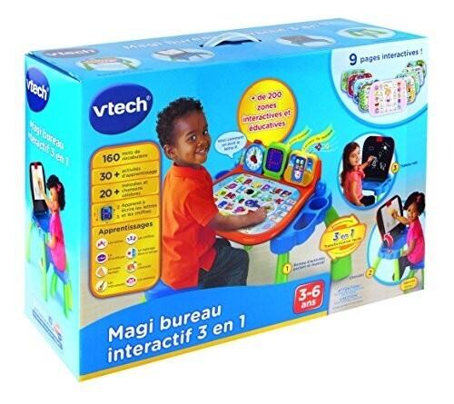 Magi bureau interactif 3 en 1 un jour un jeu for Bureau interactif 3 en 1