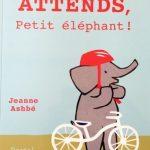 attends petit éléphant