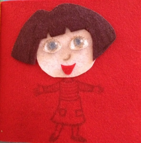 Dora Quiet Book