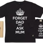 SR-Keep-Calm-And-Ask-Dad-Ensemble-de-T-shirts-pour-Pre-et-bb-S-12-18-mois-0
