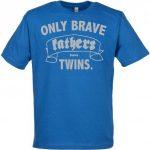 Spoilt-Rotten-Brave-Father-Tee-Shirt-Papas-T-shirt-S-Noir-0-1