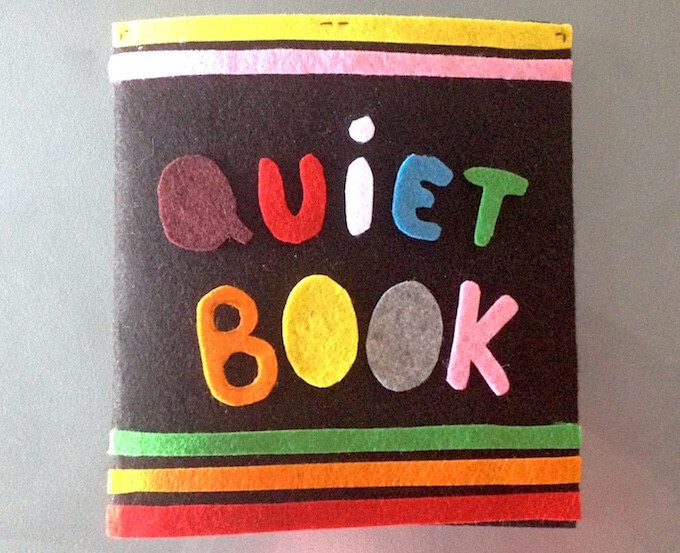 quiet book diy