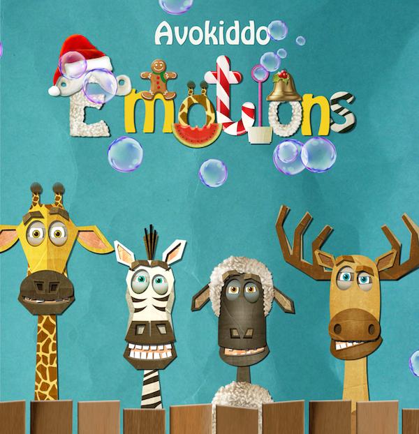 Emotions Avokiddo