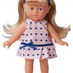 Corolle-BCX07-Mini-Poupe-Mademoiselle-Corolle-Mini-Corolline-Blonde-0