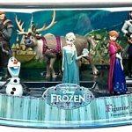 Disney-Ensemble-de-figurines-La-Reine-des-Neiges-Anna-Elsa-Kristoff-Hans-Sven-et-Olaf-0