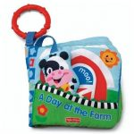 Fisher-Price-Jouet-1er-Age-Fisher-Price-Mon-Petit-Livre-A-Moi-0