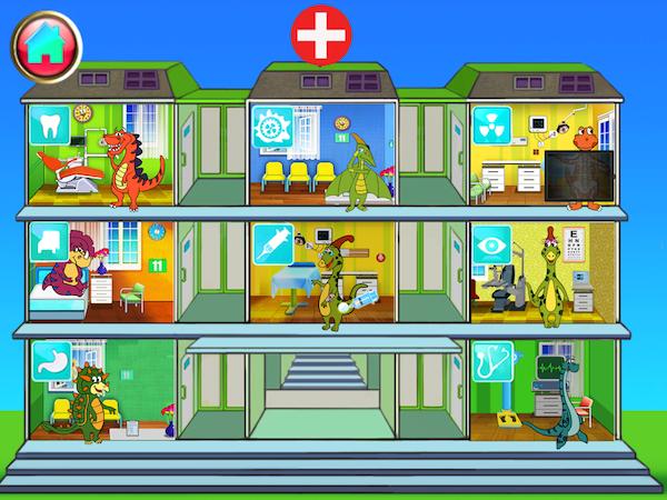 Hôpital des dinos 2