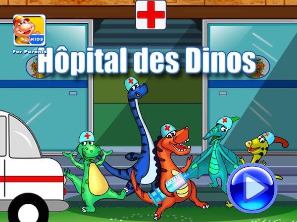 Hôpital des dinos