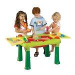 Keter-018405-Jeu-de-Plein-Air-Table-dActivit-Bac--Sable-pour-Enfant-79-x-56-x-50-cm-0