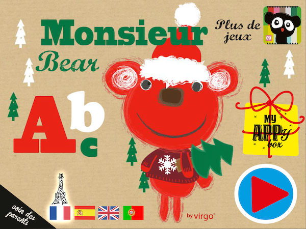 L'ABC de monsieur Bear