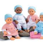 Smoby-160166-Poupe-Baby-Nurse-Bb-damour-32-cm-Modle-alatoire-0