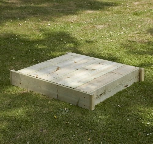 bac sable couvert en bois un jour un jeu. Black Bedroom Furniture Sets. Home Design Ideas