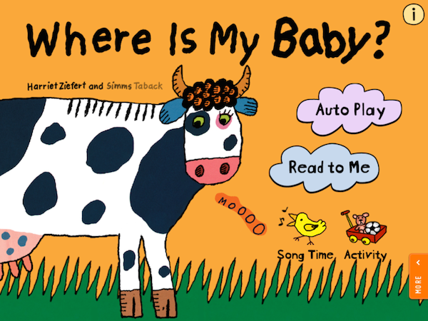 Where is my baby ?