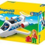 Playmobil-6780-Jeu-de-Construction-Avion-de-Ligne-0