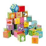 Janod-J02993-Kubkid-32-Cubes-Alphabet-24-mois-ge-minimum-0
