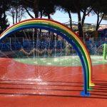 Dinoland jeux d'eau