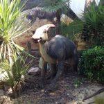 Dinopark parasaurolophe