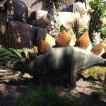 Dinopark stegosaure