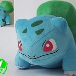 POKEMON-PELUCHE-BULBIZARRE-BULBASAUR-30-cm-0