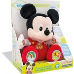Clementoni-62180-Jouet-Premier-Age-Mickey-learning-plush-maxi-0