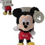 Mickey-Mouse-23cm-Peluche-Super-Doux-Souris-Disney-Baby-Hints-Of-Cord-Collection-Poupee-Serie-TV-Animation-0