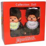 Monchhichi-251360-Pack-Mon-Kiki-Kiki-Fille-et-Garon-0