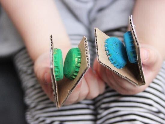 DIY timbales