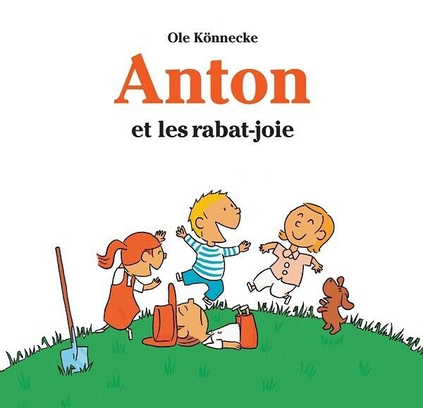 Top 50 : Anton et les rabats-joie