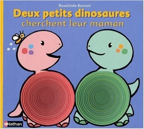 Top 50 : deux petits dinosaures