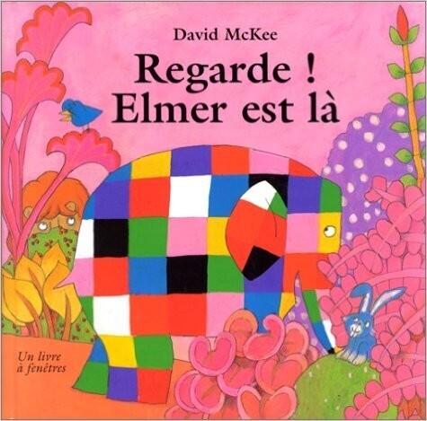 Top 50 : Regarde ! Elmer est là