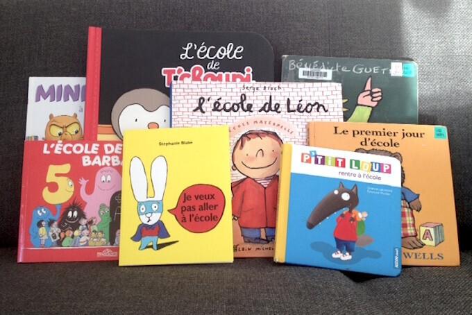 Ecole Maternelle 8 Livres Pour Aborder La Rentree Un