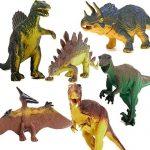 6pcs-Animaux-Dinosaures-Jouet-Educatif-Tyrannosaure-Stegosaurus-Triceratops-Utahraptor-Spinosaurus-Ptrosaure-0