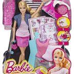 Barbie-BDB32-Poupe-Barbie-Tshirt-Cration-0