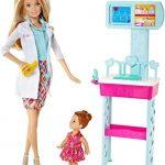 Barbie-Ccp71-Poupe-Mannequin-Docteur-0