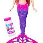 Barbie-Cff49-Poupe-Mannequin-Sirne-Bulles-Magiques-0