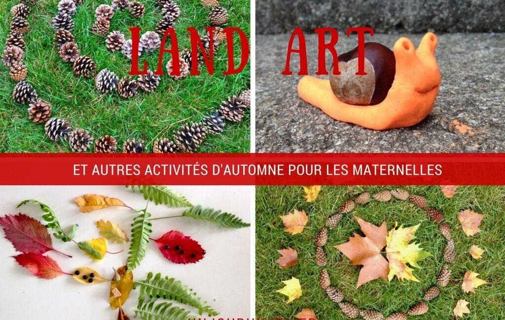 activité automne maternelle