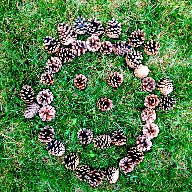 Super Land art et activités d'automne avec enfants de maternelle AG86