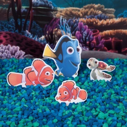 printable Nemo plateau de jeu